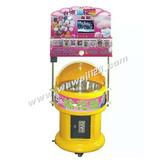 台湾自助棉花糖机二代